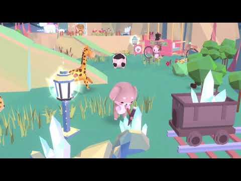 starry garden : animal park hack