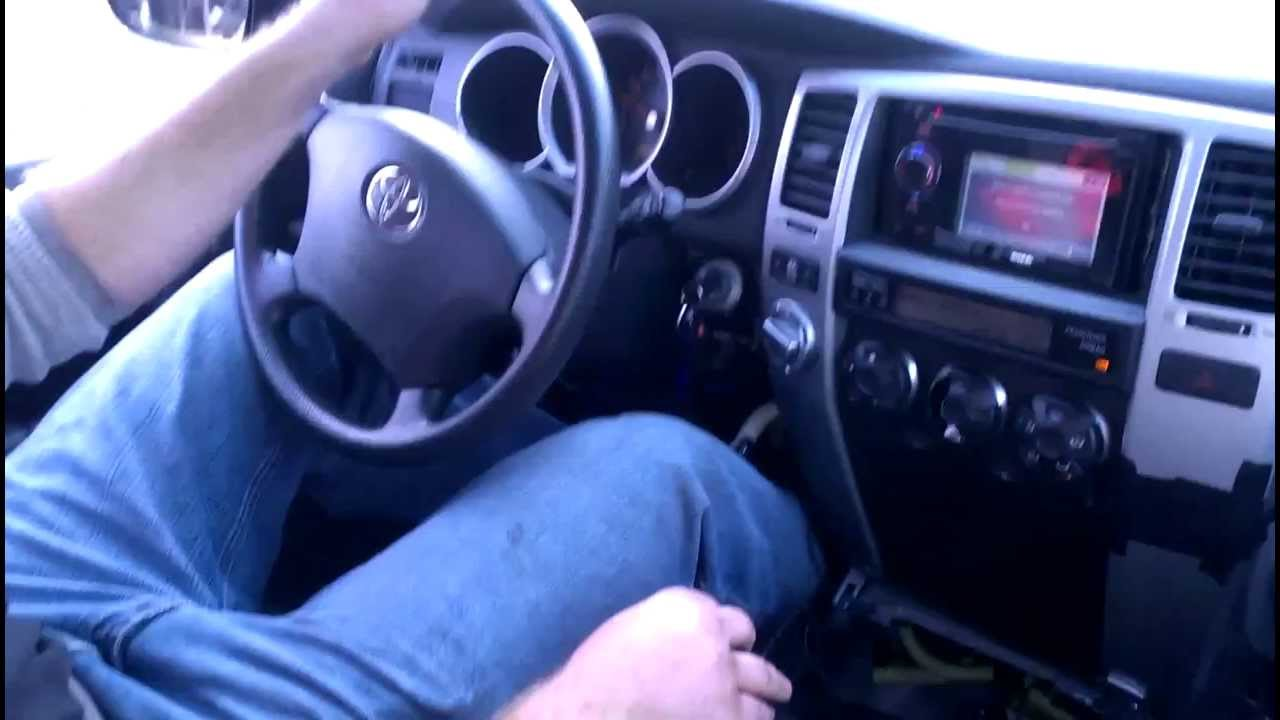 2006 4runner Manual Transmission One Of None Youtube
