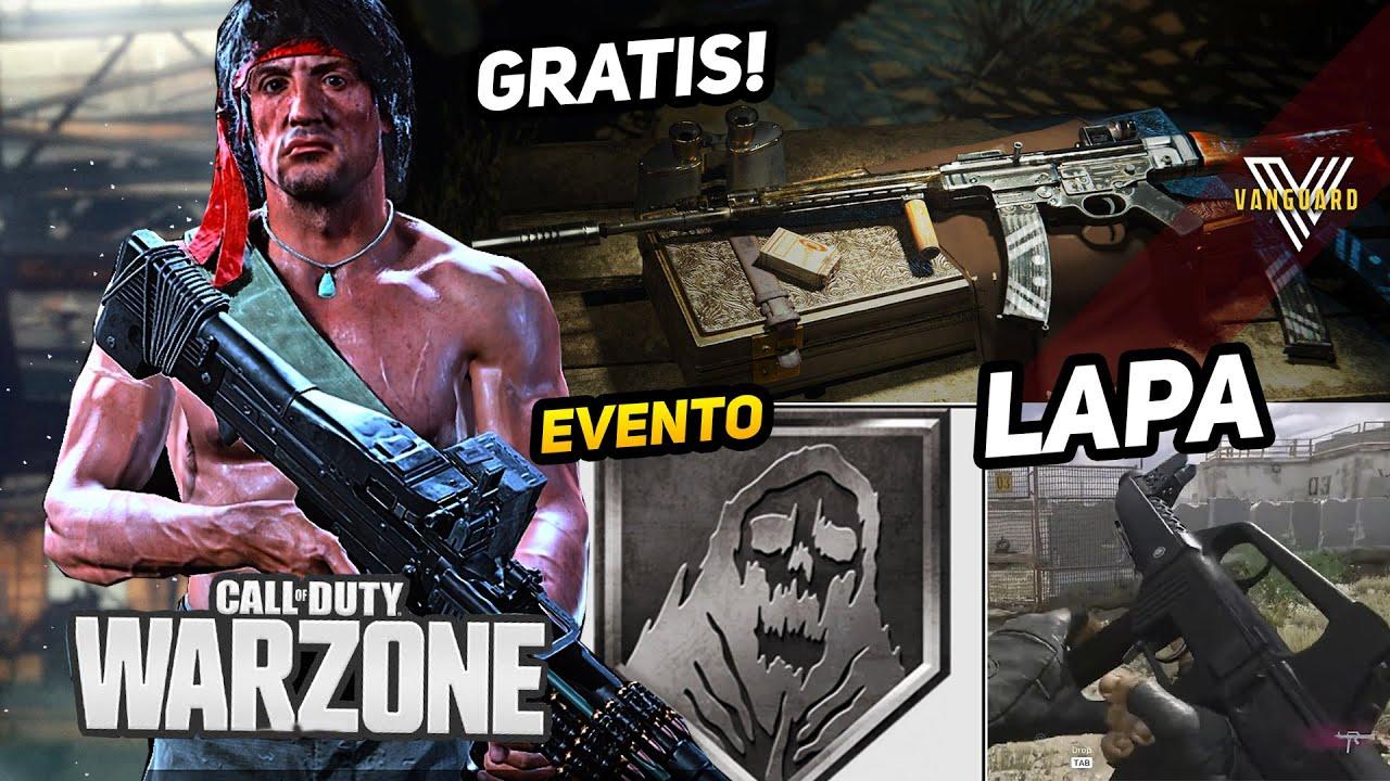 Download Gratis! STG y M1 en WARZONE, recompensas, EVENTO HALLOWEEN, NUEVA ARMA LAPA y más - Alka593