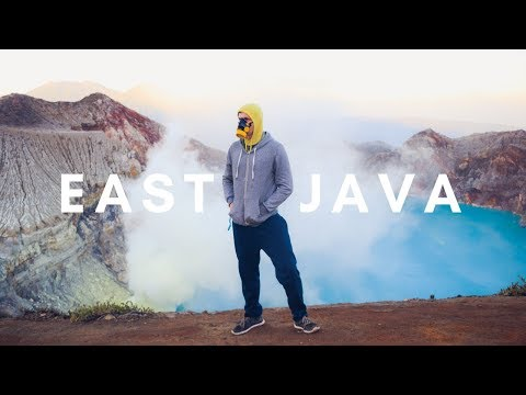 EAST JAVA - Indonesia's Next Top Destination (UNBELIEVABLE NATURE)