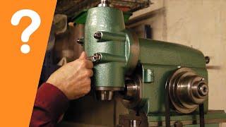 schaublin 12 milling machine restoration