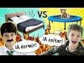 The FLOOR is LAVA Challenge! * Lo que ven LOS NIÑOS vs Lo que ven LOS ADULTOS