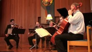 Alexander String Quartet: Dvořák Piano Quintet in A Major, Op. 81 - IV. Finale