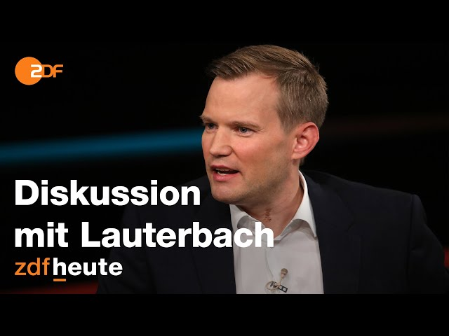 Streeck und Lauterbach: Debatte um Corona-Gefahr | Markus Lanz vom 01.07.2020