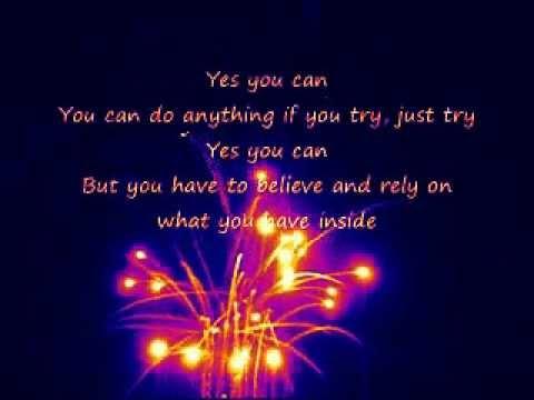 Yes You Can Donnie McClurkin Lyrics