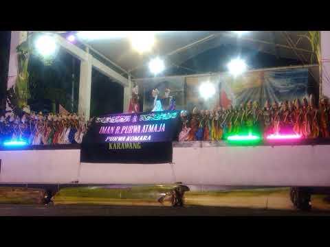 Wayang Golek Babad Karawang ~ Hibar di Pura Dalem (Part 1)
