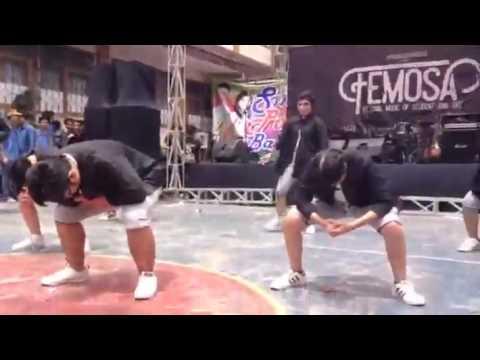 [FEMOSA SMA Pasundan 8 Bdg] Qrey Dancer