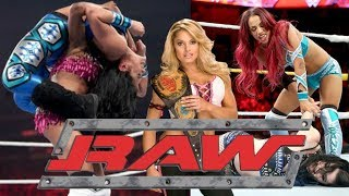 Top 10 WWE Non -Title Womens Matches on RAW (Underrated Matches)