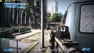 Battlefield 3 Gameplay HD [GTX 660 Ti | Core i7-3770K]