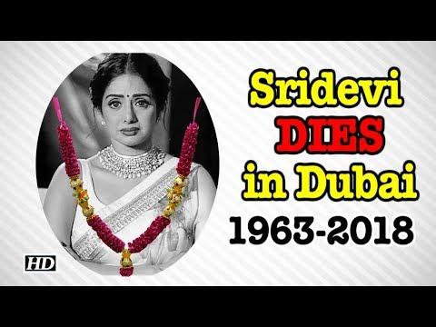 Sridevi DIES, leaves the nation in SHOCK!