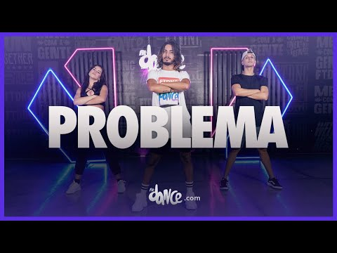 Problema – Daddy Yankee  FitDance (Choreography)   Dance Video