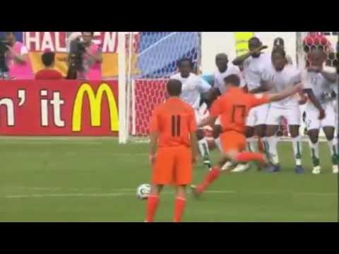 Robin Van Persie â—� All 50 Goals for Netherlands ( Holland) | 1 part