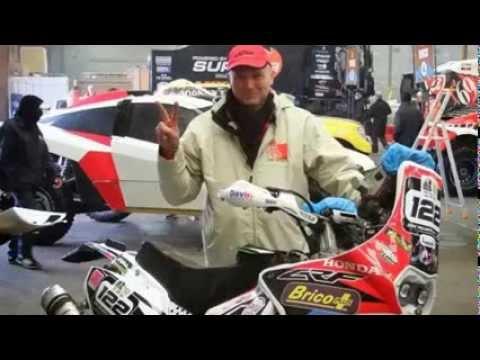 Muere Eric Palante Dakar 2014 en el desierto