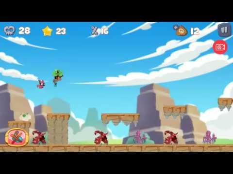 Jungle World - Classic Adventure Game