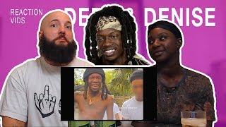 """Foolio """"Slide"""" (FBG Duck Remix) - Deen & Denise Reaction"""