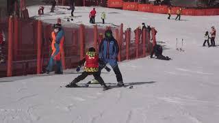 스키 배우기