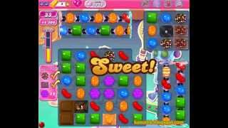 Candy Crush Saga - level 1212 (3 star, No boosters)