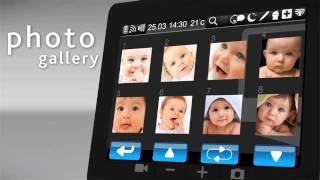 Chicco Top Digital Video Baby Monitor kiddicare
