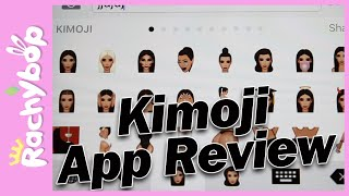 kimoji app review