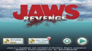 Jaws™ Revenge  - [iOS] Gameplay