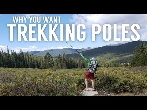 Why You Should Be Using Trekking Poles For Hiking | Everything You Need to Know