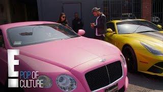 DASH Dolls | Whoa! Durrani's Boyfriends Buys Her a Pink Bentley! | E!