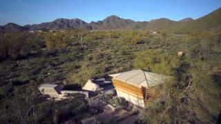 The Frank Lloyd Wright School Of Architecture Desert Shelters