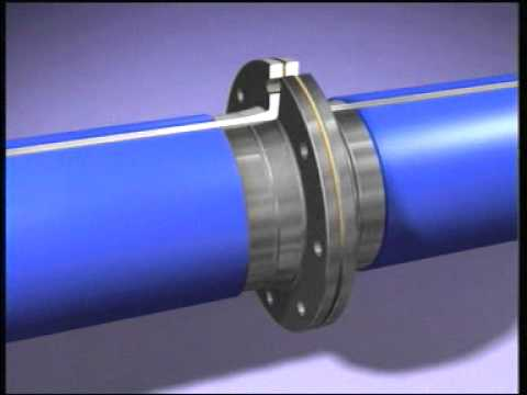 Flanged Pipeline Joint