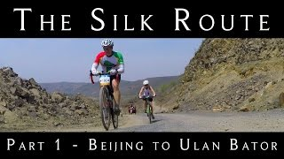 Cycling the Silk Route - Part 1