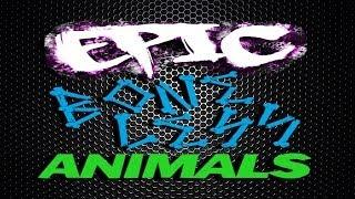 Martin Garrix, Steve Aoki, Sandro Silva & Quintino - Epic Boneless Animals (YMWE Mashup)