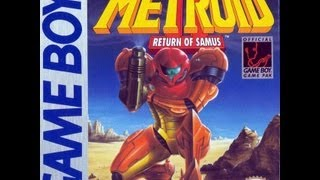 Metroid II: Return of Samus Video Walkthrough