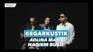 Haqiem Rusli - Adlina Marie (LIVE)