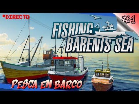 Fishing barents sea 1 pesca desde barco pesquero en for Ktp fishing report