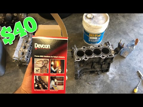 The CHEAPEST Alternative to SLEEVING an Engine