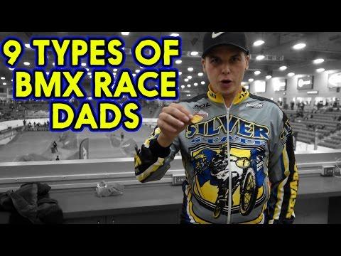 9 TYPES OF BMX RACING DADS?!