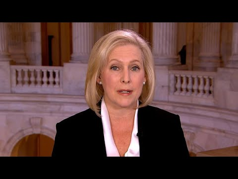 Sen. Kirsten Gillibrand on combating sexual misconduct, Roy Moore