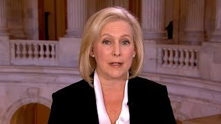 Sen. Kirsten Gillibrand on combating sexual misconduct, Roy Moore