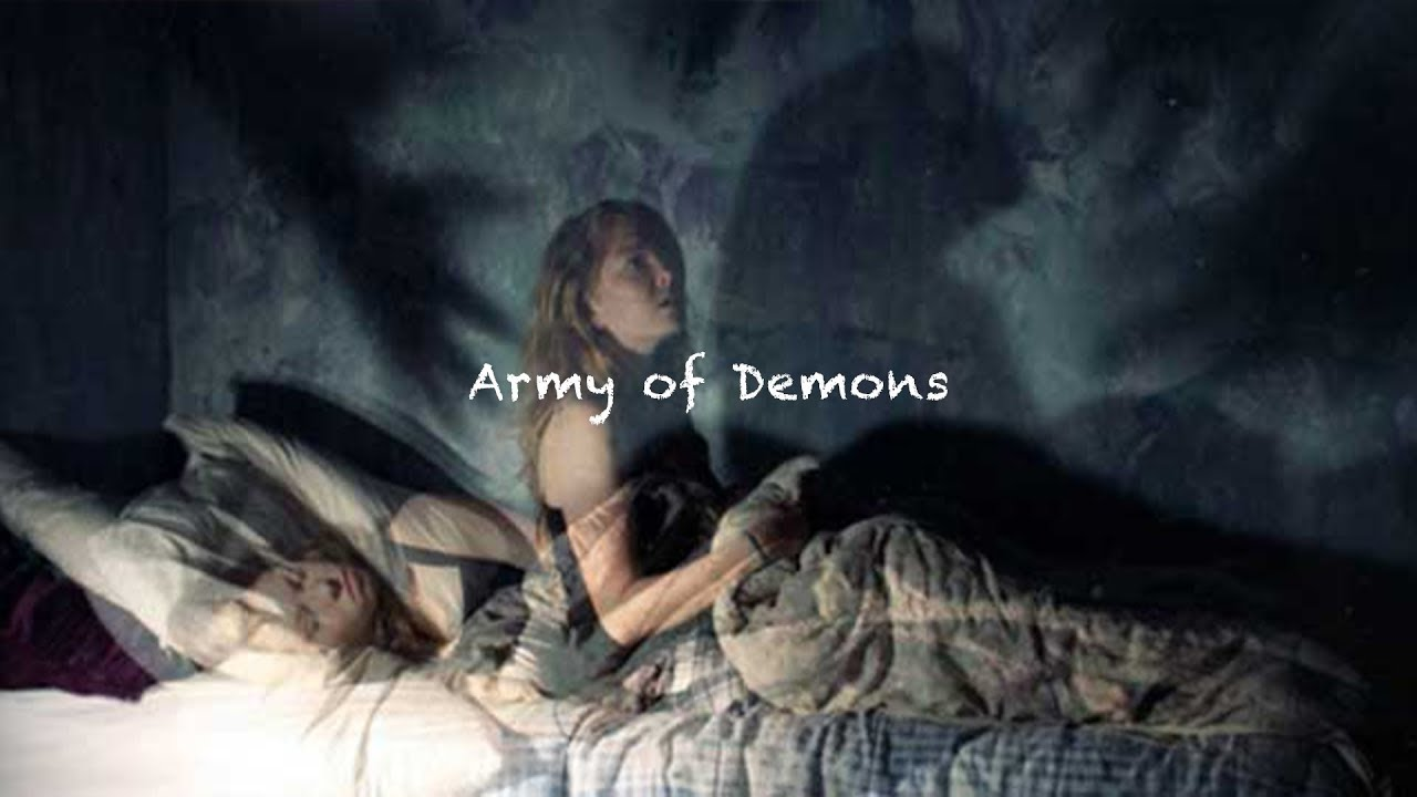An Army of Demons are at War Right Now // Some Will Say It's Fake