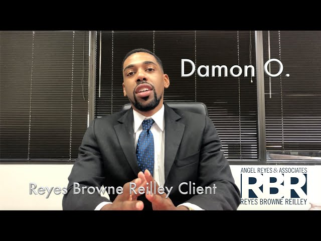 Damon O. – Dallas TX Injury Lawyer Review