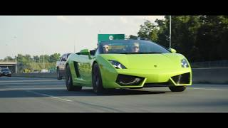 The Sharer Lamborghini Gallardo (4K)