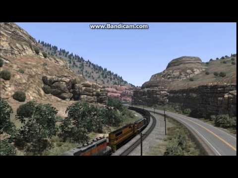 Train Simulator 2015 SoldierSummit Utah Railway |