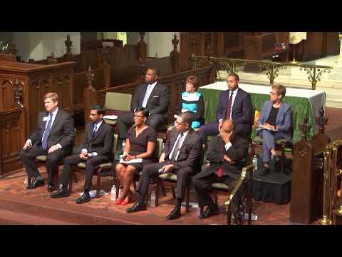 Atlanta Mayoral Candidate Forum on Affordable Housing (Trimmed)