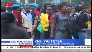 KNH imekanusha madai kuwa ilikosa kuwajibika na kusababisha kifo cha mwanamke mmoja