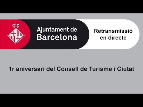 Reunió Plenari del Consell de Turisme i Ciutat