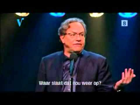 Lewis Black - Capitalism & Greed (Live in Amsterdam)