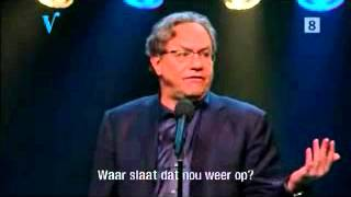 Lewis Black - Capitalism & Greed (Live in Amsterdam)