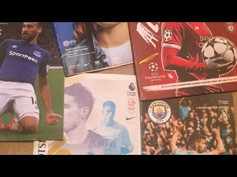 Forever Blue podcast | What do you think of Matchday programmes?
