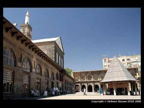 mosque... Diyarbakir, Turkey (Anatolia)