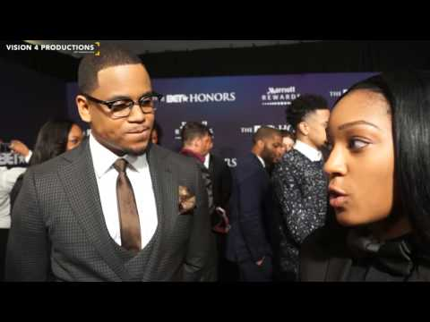 MACK WILDS INTERVIEW AT BET HONORS 2016