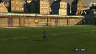 fifa 12 gameplay arene sur pc